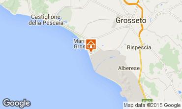 Map Principina a Mare Apartment 77859