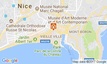Map Nice Studio apartment 111640