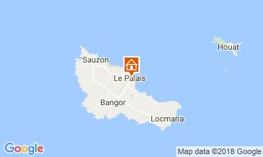 Map Le Palais Apartment 114397