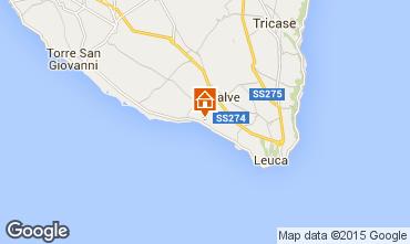 Map Torre Vado Apartment 94185
