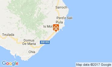 Map Pula Villa 109520