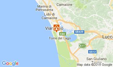 Map Viareggio Mobile home 113064
