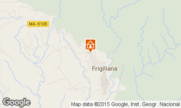 Map Frigiliana House 95953