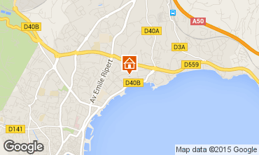 Map La Ciotat House 66225