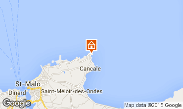 Map Cancale Mobile home 102239