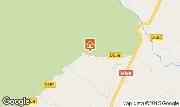 Map Porto Vecchio House 91970