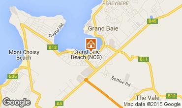 Map Grand Baie Apartment 58505