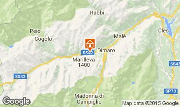 Map Commezzadura Apartment 93308