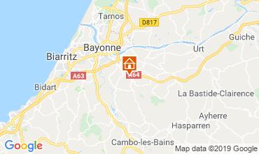 Map Bayonne Apartment 118205