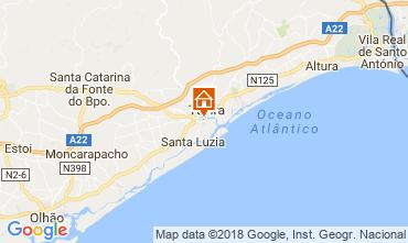 Map Tavira House 115150