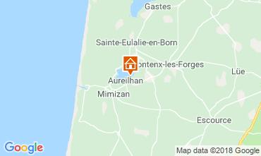 Map Aureilhan Mobile home 117235