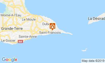 Map Saint Francois Apartment 119832