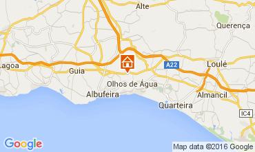 Map Albufeira House 99493