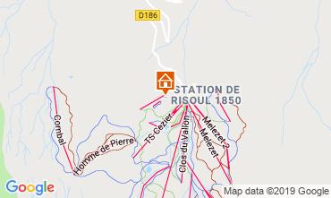 Map Risoul 1850 Apartment 112131