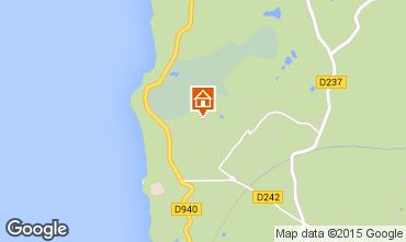 Map Wimereux House 99112