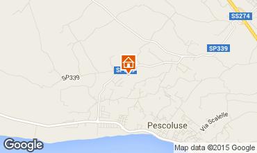 Map Pescoluse Villa 94326