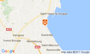 Map Saint Vaast la Hougue House 110426