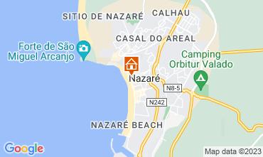 Map Nazaré Apartment 71878