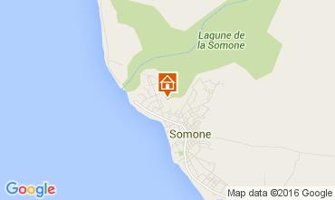 Map La Somone Villa 105357