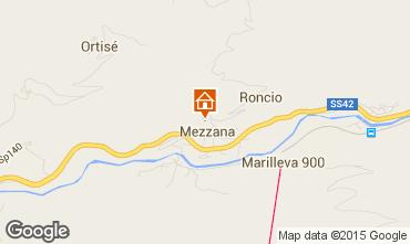 Map Marilleva Flat 101321