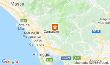 Map Camaiore House 109040