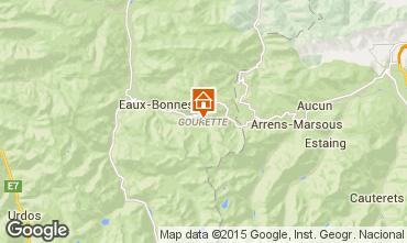 Map Gourette Apartment 4185