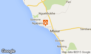 Map Saly Apartment 78841