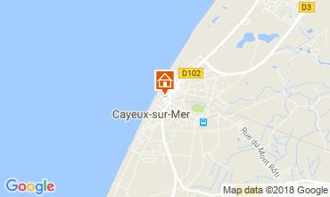 Map Cayeux-sur-Mer House 113753