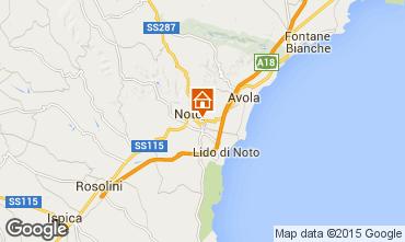 Map Noto Apartment 79232