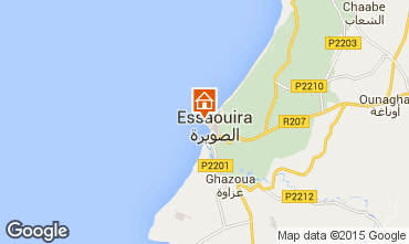 Map Essaouira House 24191