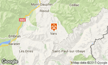 Map Vars Apartment 16220