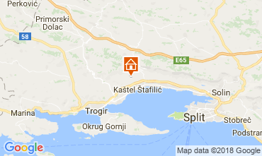 Map Kastel Novi House 114407