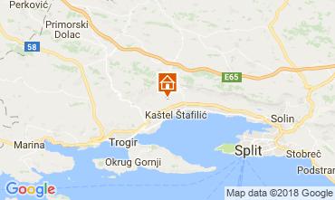 Map Kastel Novi House 114407