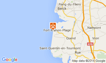 Map Fort Mahon House 103725