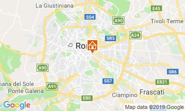 Map Rome Apartment 117754