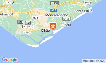 Map Olhão House 72249