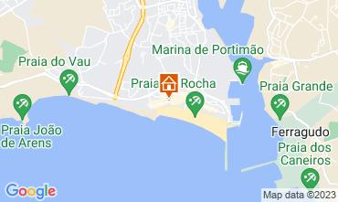 Map Praia da Rocha Apartment 96534