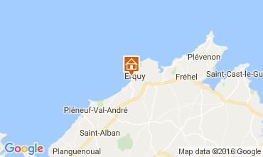 Map Erquy House 107191