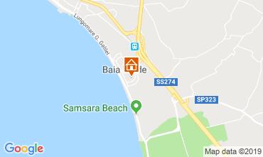 Map Gallipoli Apartment 119035