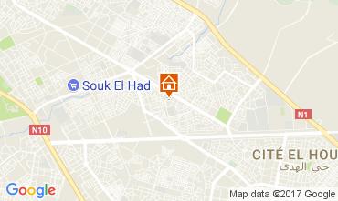 Map Agadir Apartment 29452