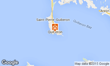 Map Quiberon House 51600