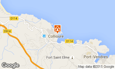 Map Collioure Flat 80050