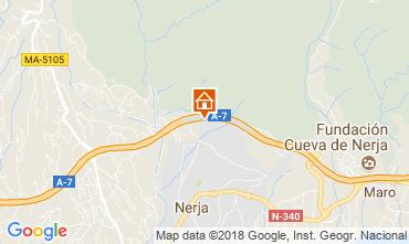 Map Nerja Apartment 115997