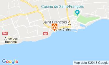Map Saint Francois Villa 112831