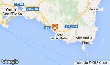 Map Geremeas Villa 97054
