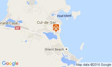 Map Orient Beach Villa 73832