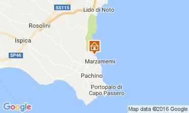 Map Noto Apartment 106302