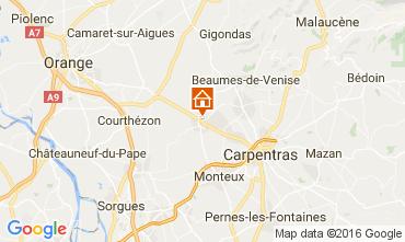 Map Avignon House 107325