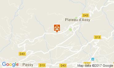 Map Passy Apartment 99071