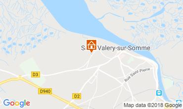 Map Saint Valéry sur Somme House 117612